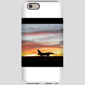 Aircraft at Sunset iPhone 6 Tough Case