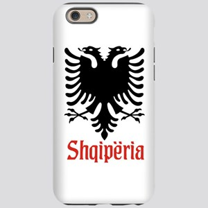 Albanian Eagle iPhone 6 Tough Case
