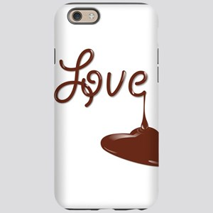Love chocolate iPhone 6 Tough Case