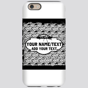 Tools Personalize Text iPhone 6 Tough Case