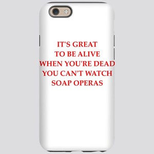 soap operas iPhone 6 Tough Case