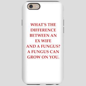 funny fungus joke iPhone 6 Tough Case