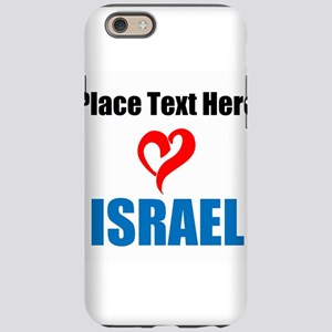 Loves Israel iPhone 6 Tough Case