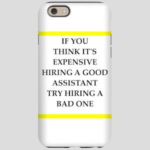 assistant iPhone 6/6s Tough Case