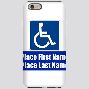 Handicapped Disabled iPhone 6/6s Tough Case