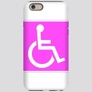Handicapped Disabled Female Woman iPhone 6/6s Toug