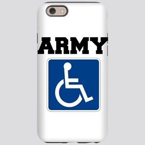 Army Handicapped Disabled iPhone 6/6s Tough Case