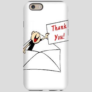 Thank You iPhone 6/6s Tough Case