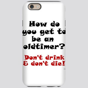 AA Oldtimer shirt iPhone 6/6s Tough Case