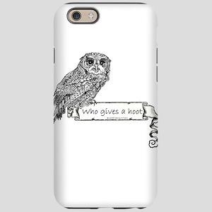 Hoot Owl iPhone 6 Tough Case