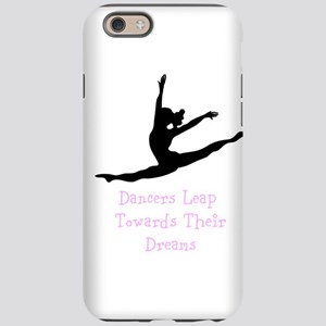 Dancers Leap Towards Their Dreams iPhone 6 Tough C