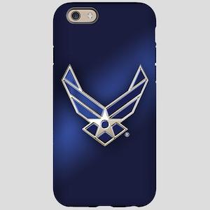 U.S. Air Force Logo Detaile iPhone 6/6s Tough Case