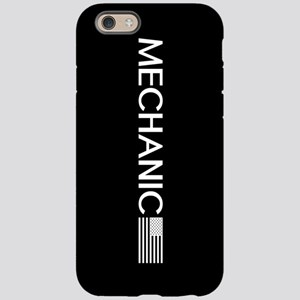 Mechanic: American Flag (Wh iPhone 6/6s Tough Case