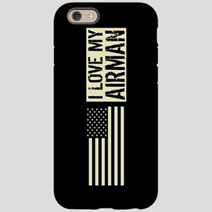 U.S. Air Force: I Love My A iPhone 6/6s Tough Case