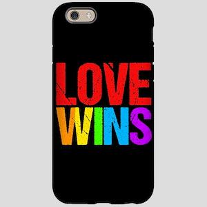 Love Wins iPhone 6/6s Tough Case
