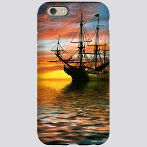Pirate Ship iPhone 6/6s Tough Case