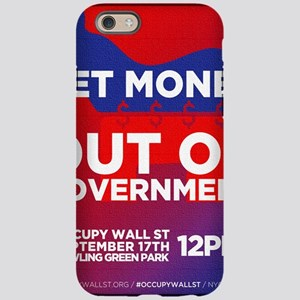 Occupy_Wall_Street_September_1 iPhone 6 Tough Case