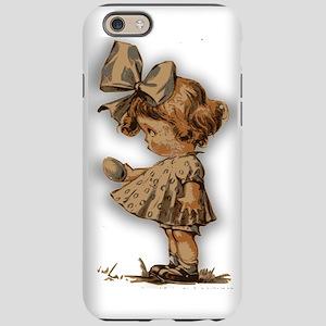 antique easter iPhone 6 Tough Case