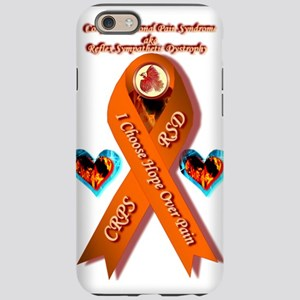 I Choose Hope Over Pain CRPS R iPhone 6 Tough Case