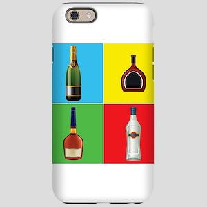 liquor pop art iPhone 6 Tough Case