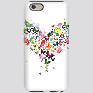 Heart of Butterflies iPhone 6 Tough Case