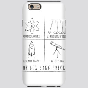 Big Bang Physicists & Engin iPhone 6/6s Tough Case