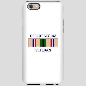 DESERT STORM VETERAN iPhone 6 Tough Case