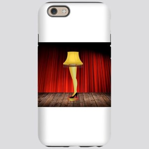 christmas story leg lamp iPhone 6 Tough Case