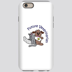 FUTURE VETERINARIAN iPhone 6 Tough Case