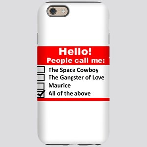 Hello My Name is.... iPhone 6/6s Tough Case