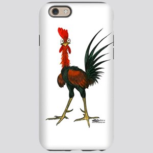 Crazy Rooster iPhone 6 Tough Case