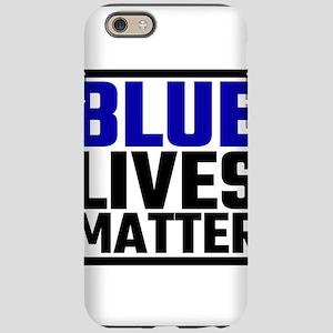 Blue Lives Matter iPhone 6 Tough Case