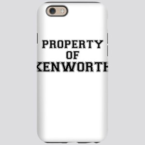 Property of KENWORTH iPhone 6/6s Tough Case