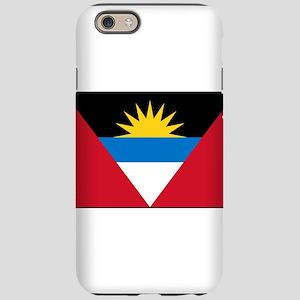 Antigua Barbuda Flag iPhone 6 Tough Case