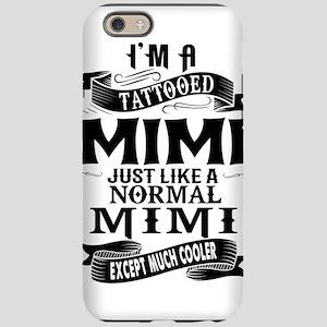 TATTOOED MIMI iPhone 6/6s Tough Case
