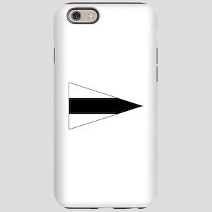 ICS Flag 3rd Substitute iPhone 6 Tough Case