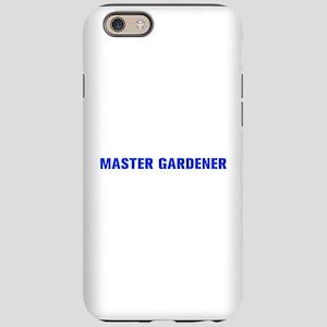 Master Gardener-Akz blue 500 iPhone 6 Tough Case