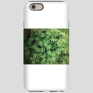 Marajuana Weed Pot iPhone 6 Tough Case