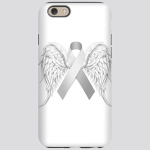 In Memory of - Silver iPhone 6 Tough Case