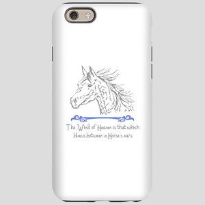 ARABIAN HORSE PROVERB iPhone 6 Tough Case