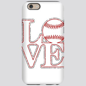 Love Baseball Classic iPhone 6 Tough Case
