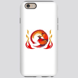 PHOENIX RISING FROM FLAMES iPhone 6 Tough Case