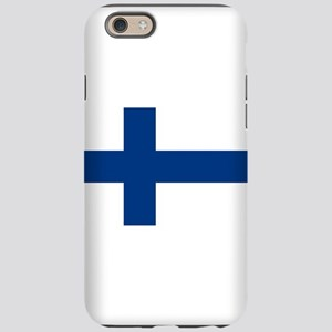 Finland Flag iPhone 6 Tough Case