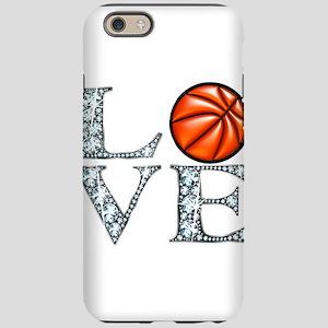 Love Basketball iPhone 6 Tough Case