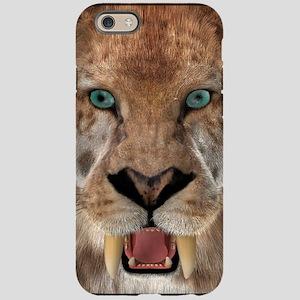 Saber Toothed Ttiger or Smilodon iPhone 6/6s Tough