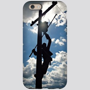 Rusty the Lineman iPhone 6 Tough Case