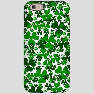Shamrocks iPhone 6 Tough Case