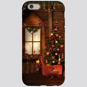 Old Christmas iPhone 6 Tough Case