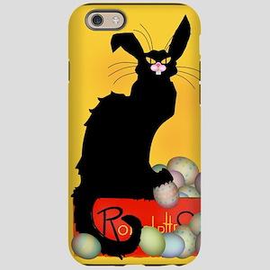 Happy Easter - Le Chat Noir iPhone 6 Tough Case