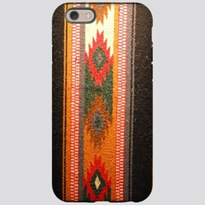Indian blanket iPhone 6 Tough Case